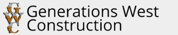 Generations West Construction Logo