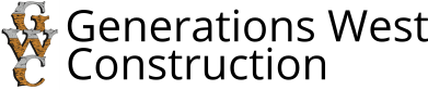 Generations West Construction Logo